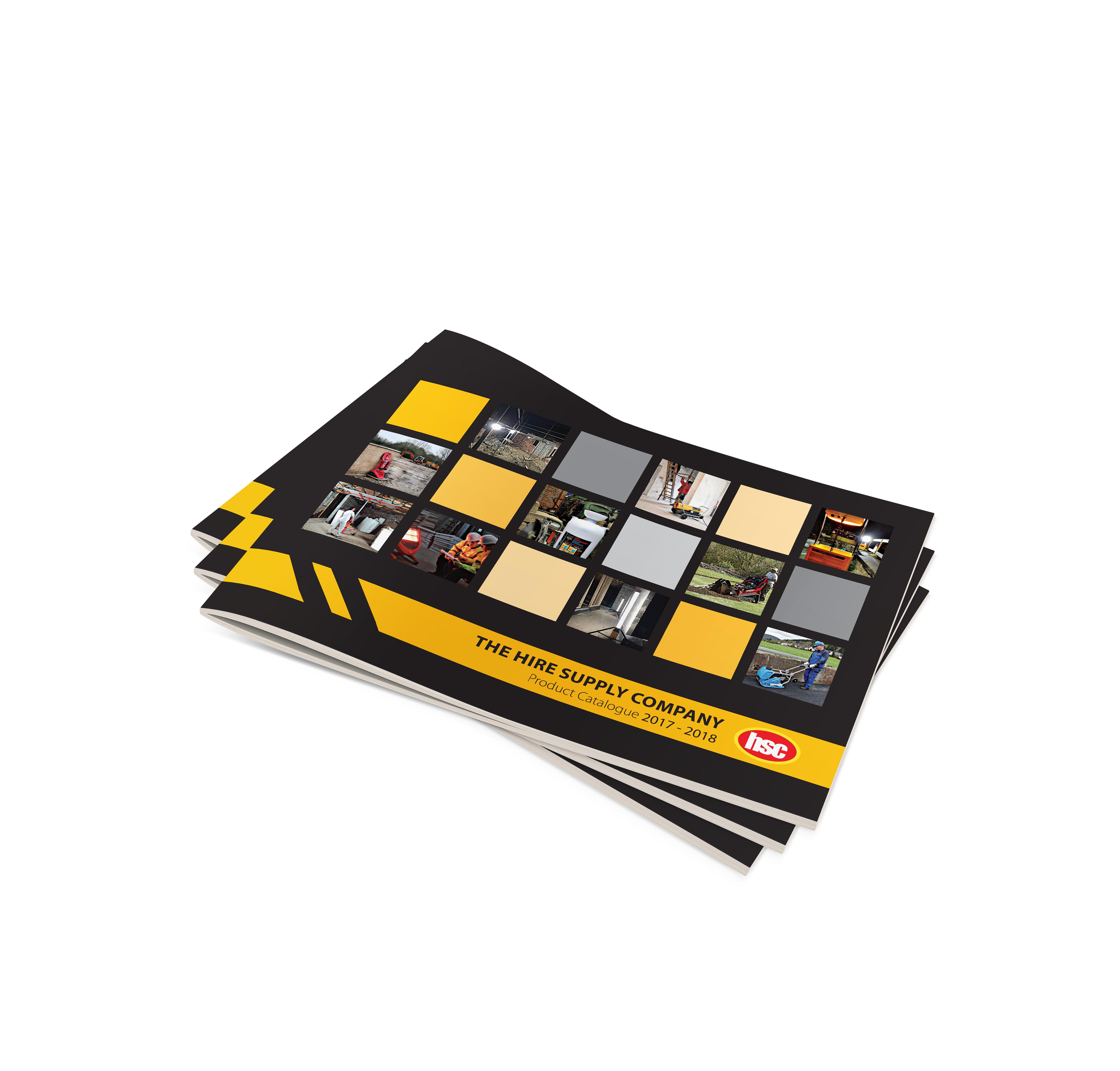 HSC catalog design 2018