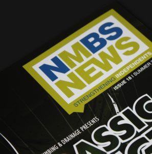 NMBS News [Design . Print . Publication]